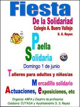 Fiesta Solidaria 2014