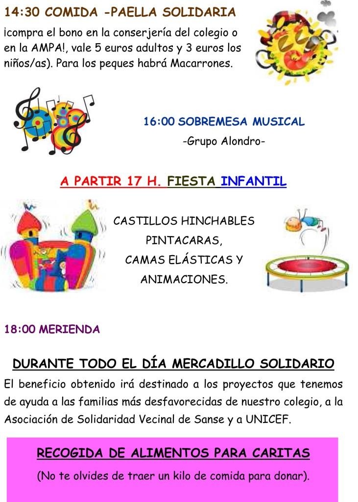 folleto fiesta 2014 paella