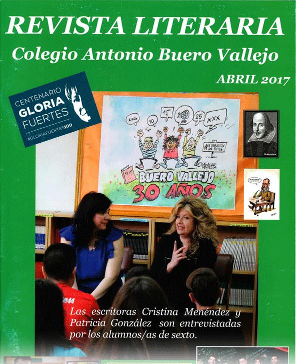 Portada Revista Literaria 2017